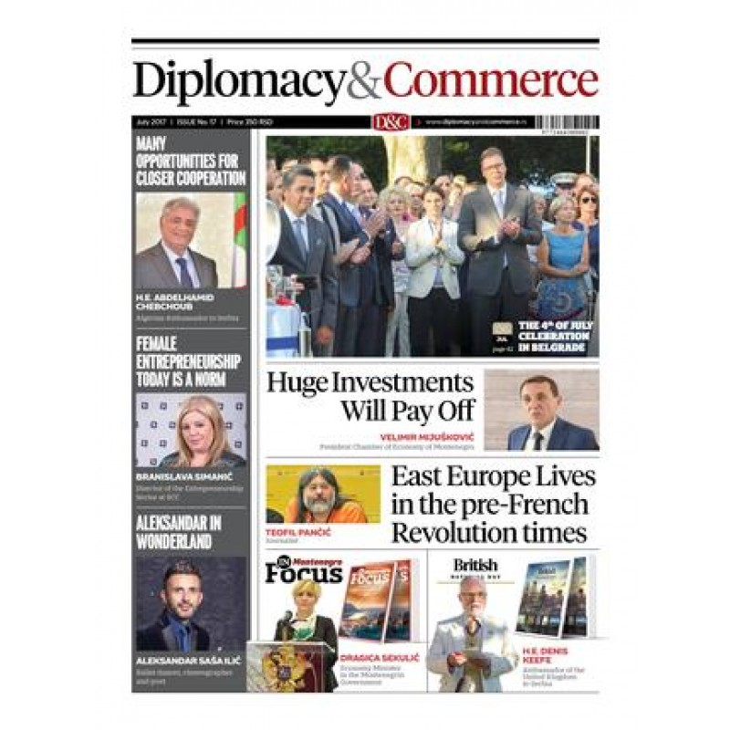 diplomacy and commerce